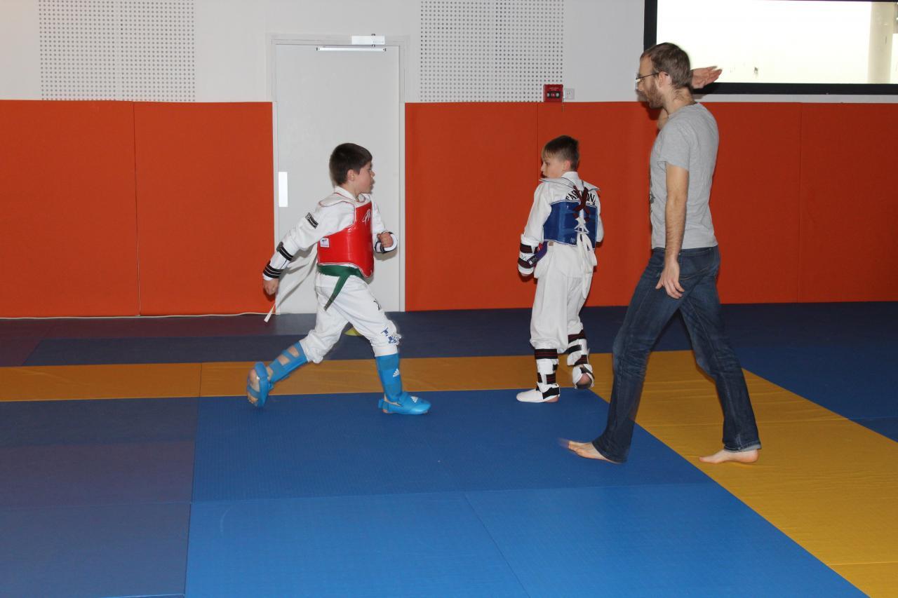 Taekwondo (04.03.18)